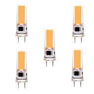 tanie Żarówki LED bi-pin-świetlówki biobarka 5x gpx 5 w g8 led 350-450 lm ciepły biały zimny biały przyciemniany ac 220-240 / 110-130 v