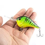 """5 Stück Angelköder Harte Fischköder kleiner Fisch Verschiedene Farben g/Unze,95 mm/3.8"""" Zoll,Fester Kunststoff Edelstahl/Eisen"""