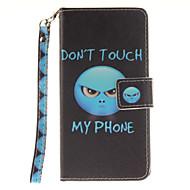 Недорогие Чехлы и кейсы для Galaxy Grand Prime-Для Кейс для  Samsung Galaxy Кошелек / Бумажник для карт / Флип / С узором Кейс для Чехол Кейс для Слова / выражения ТвердыйИскусственная