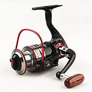 お買い得  釣り用アクセサリー-スピニングリール 5.1/1 ギア比+11 ボールベアリング 手の向き 交換可能 スピニング / ルアー釣り - MH1000-4000