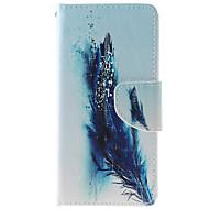 Для Кейс для  Samsung Galaxy Кошелек / Бумажник для карт / Защита от удара / Защита от пыли / со стендом Кейс для Чехол Кейс для Перо