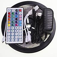 preiswerte -SENCART RGB Regler 300 LEDs RGB Fernbedienungskontrolle Schneidbar Wasserfest Farbwechsel Selbstklebend Für Fahrzeuge geeignet Verbindbar