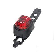 Światła rowerowe Tylna lampka rowerowa LED - Kolarstwo Łatwe przenoszenie Ostrzeżenie Inne D Rozmiar baterii 50 Lumenów USB Kolarstwo