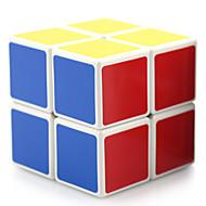 お買い得  -ルービックキューブ Shengshou 2*2*2 スムーズなスピードキューブ マジックキューブ パズルキューブ プロフェッショナルレベル スピード コンペ ギフト クラシック・タイムレス 女の子