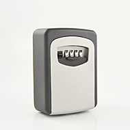 abordables Candados Mecánicos-Caja de llaves Aleación de zinc Desbloqueo de contraseñas para Llave