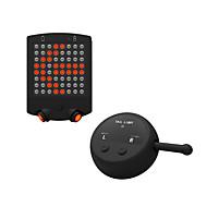 preiswerte Taschenlampen, Laternen & Lichter-Radlichter / Fahrradrücklicht Laser / LED Radlichter LED Radsport Wiederaufladbar, Super Leicht, Warnung 100 lm Batterie Radsport
