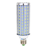 25W E14 B22 E26/E27 LED Corn Lights T 140 SMD 5730 2500 lm Warm White Cold White K Decorative AC 85-265 V