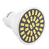 お買い得  LED スポットライト-YWXLIGHT® 500-700lm GU10 LEDスポットライト T 32 LEDビーズ SMD 5733 装飾用 温白色 クールホワイト 110-130V 220-240V