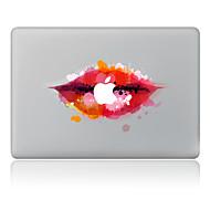 Χαμηλού Κόστους Αυτοκόλλητα για Mac-1 τμχ Προστασία από Γρατζουνιές Ελαιογραφία Πλαστικές διάφανες Αυτοκόλλητο Μοτίβο ΓιαMacBook Pro 15'' with Retina MacBook Pro 15 ''