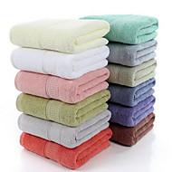 Banyo Havlusu Mavi / Yeşil / Gri / Pembe / Mor / Kırmızı / Beyaz / Sarı,Duyarlı Baskı