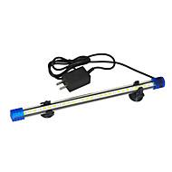 お買い得  -観賞魚用 アクアリウム LEDライト ホワイト / ブルー 耐久 LEDランプ V プラスチック