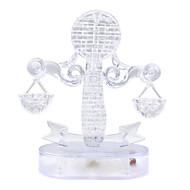 halpa Harrastukset-3D palapeli Palapeli Lasiset palapelit Lelut 3D Kristalli 42 Pieces