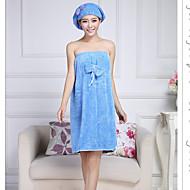 Ręcznik kąpielowy Biały,Stały Wysoka jakość 100% Coral Fleece Ręcznik
