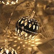 20-stele a condus lumina 2.5m dop impermeabil în aer liber Crăciun vacanță lumina decorare a condus lumina șir de caractere