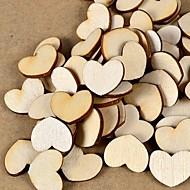 Fa Környezetbarát anyag Esküvői dekoráció-100Darab / készlet Tavasz Nyár Ősz Tél Nem személyesíthető