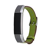 Недорогие Аксессуары для смарт-часов-Ремешок для часов для Fitbit Alta Fitbit Спортивный ремешок Кожа Повязка на запястье