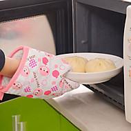 お買い得  キッチン用小物-ベークツール ポリカーボネート / ファブリック エコ / 便利なグリップ / ベーキングツール パン / ケーキ / パイ グローブ