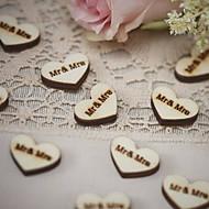 Hout Eco-Vriendelijk Materiaal Wedding Decorations-50Stuk/Set Lente Zomer Herfst Winter Niet-gepersonaliseerd