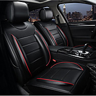 cheap Car Seat Covers-Car Seat Covers Seat Covers Black / Beige / Coffee PU Leather Business For universal
