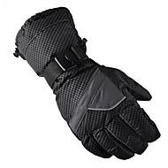 preiswerte -Skihandschuhe Herrn Damen warm halten Wasserdicht Windundurchlässig Anatomisches Design Atmungsaktiv Nylon Baumwolle Skifahren Radsport /