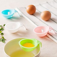 저렴한 -1개 깔때기 For 계란에 대한 플라스틱 크리 에이 티브 주방 가젯