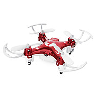 RC Drone FQ777 951W 4-kanaals 6 AS 2.4G Met 0.3MP HD Camera RC quadcopter LED-verlichting Headless-modus 360 Graden Fip Tijdens Vlucht