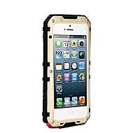 Недорогие Модные популярные товары-Назначение iPhone 8 iPhone 8 Plus iPhone 7 iPhone 6 Кейс для iPhone 5 Чехлы панели Вода / Грязь / Надежная защита от повреждений Чехол