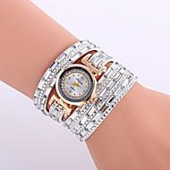 voordelige Bohémien horloges-Dames Kinderen Modieus horloge Polshorloge Armbandhorloge Kwarts Kleurrijk Leer BandVintage Glitter Bohémien Bedeltjes Bangle armband