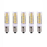 お買い得  LED コーン型電球-E14 LEDコーン型電球 T 75 LEDの SMD 2835 温白色 クールホワイト 1000lm 2700-3000  6000-6500K AC220V