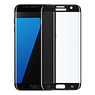 cheap Screen Protectors for Samsung-Screen Protector Samsung Galaxy for S7 edge Tempered Glass 1 pc Front Screen Protector 2.5D Curved edge