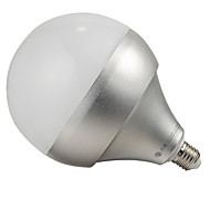 お買い得  LED ボール型電球-30W 3000lm E26 / E27 LEDボール型電球 60 LEDビーズ SMD 5730 防水 温白色 クールホワイト 220-240V