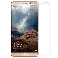 olcso Képernyő védők-Képernyővédő fólia Huawei mert Honor 8 Mate 9 Edzett üveg 1 db Kijelzővédő fólia Robbanásbiztos 9H erősség High Definition (HD)
