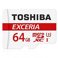 Toshiba 64Gt Micro SD-kortti TF-kortti muistikortti UHS-I U3 Class10 EXCERIA