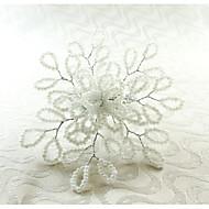Dikdörtgen Desenli / Geometrik / Tatil Peçete Yüzüğü , Cam MalzemeEv Dekore Etme / Otel Yemek Masası / Düğün Dekorasyon / Düğün Ziyafet