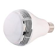6W E26/E27 LED-älyvalot G80 20 SMD 5050 400 lm RGB Himmennettävä / Koristeltu / Bluetooth AC 85-265 V 1 kpl