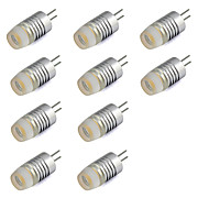 1W G4 LED à Double Broches T LED Haute Puissance 80-120 lm Blanc Chaud Blanc Froid K DC 12 V