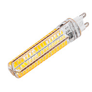 YWXLight® 10W G9 LED Corn Lights 136 SMD 5730 900-1000 lm Warm White Cold White Decorative Dimmable AC110/220V 1pc