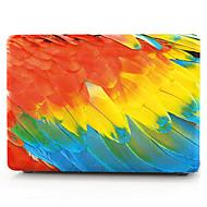 kolorowych piór wzór komputer MacBook przypadku MacBook air11 / 13 pro13 / 15 Pro z retina13 / 15 macbook12