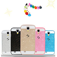 bling bling case cover terug voor Samsung i9500 s4