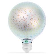 お買い得  LED ボール型電球-YWXLIGHT® 400-500lm E26 / E27 LEDボール型電球 48 LEDビーズ COB 装飾用 オレンジ バイオレット アンバー ピンク パープル グリーン イエロー ブルー レッド 85-265V