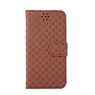 Кейс для Назначение SSamsung Galaxy S7 edge S7 Бумажник для карт Кошелек со стендом Флип Чехол Геометрический рисунок Твердый