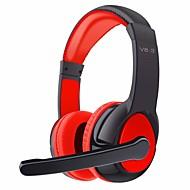저렴한 -OVLENG V8-3 해드폰 (헤드밴드)For미디어 플레이어/태블릿 모바일폰 컴퓨터With마이크 포함 DJ 볼륨 조절 FM 라디오 게임 스포츠 소음제거 Hi-Fi 모니터링(감시) 블루투스