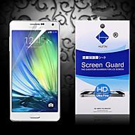HD экран протектор с пылью-поглотителя для Samsung Galaxy a5 (3 шт)