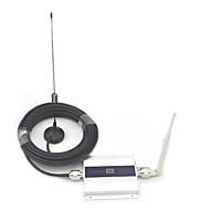 ЖК-дисплей Мини GSM 900 Мобильный телефон усилитель сигнала, сигнал повторителя + GSM антенна с кабелем длиной 10 м