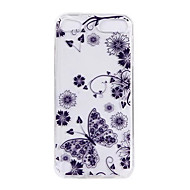 national butterfly tpu case voor touch5 6 ipod cases / covers voor ipod accessoires