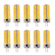 お買い得  LED コーン型電球-7W G4 LEDコーン型電球 T 80 SMD 5730 500-700 lm 温白色 / クールホワイト 明るさ調整 / 装飾用 V 10個