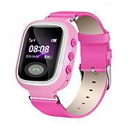 Inteligentny zegarek Android iOSWodoszczelny Długi czas czuwania Spalone kalorie Krokomierze Rejestr ćwiczeń Zdrowie Sportowy Budzik
