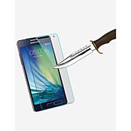 olcso Samsung képernyővédők-ximalong galaxy a3 képernyővédő fólia, átlátszó, ultravékony hd temped üveg képernyővédő fólia Samsung Galaxy a3
