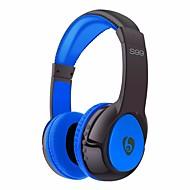 저렴한 -OVLENG S99 해드폰 (헤드밴드)For미디어 플레이어/태블릿 모바일폰 컴퓨터With마이크 포함 DJ 볼륨 조절 FM 라디오 게임 스포츠 소음제거 Hi-Fi 모니터링(감시) 블루투스