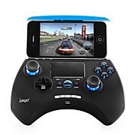 お買い得  -iPEGA ワイヤレス ゲームコントローラ 用途 スマートフォン 、 Bluetooth 充電式 ゲームコントローラ ABS 1 pcs 単位
